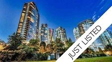 Yaletown Apartment/Condo for sale:  1 bedroom 769 sq.ft. (Listed 2020-07-09)