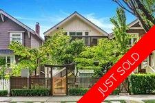 Kitsilano House/Single Family for sale:  3 bedroom 2,379 sq.ft. (Listed 2020-10-15)