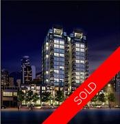 Yaletown Apartment for sale: Donovan 2 bedroom 880 sq.ft.